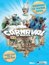 Carnaval Marseille 2014