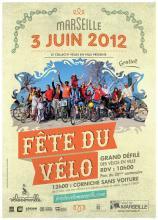 Fête du vélo à Marseille
